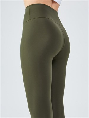 UP&FIT Push Up Olive Legging