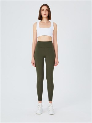Up & Fit Tayt Push Up Olive