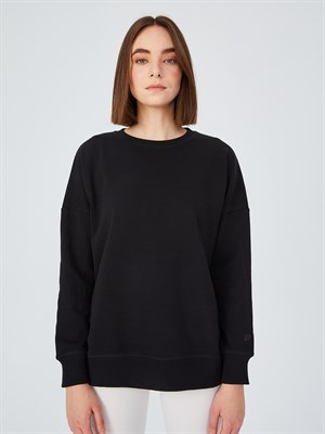 UP&FIT Black Sweatshirt