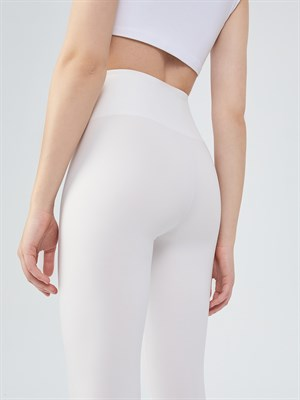 UP&FIT Push Up White Legging