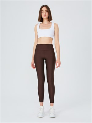 Up & Fit Tayt Glitter Brown
