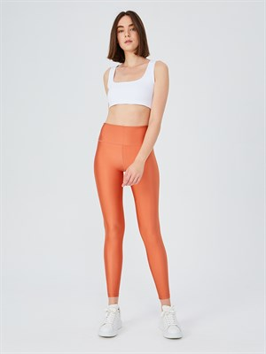 Up & Fit Tayt Glitter Salmon
