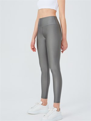 UP&FIT Glitter Silver Legging