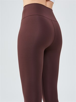 UP&FIT Push Up Brown Legging