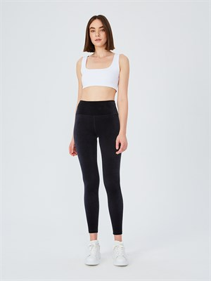 Up & Fit Tayt Velvet Black