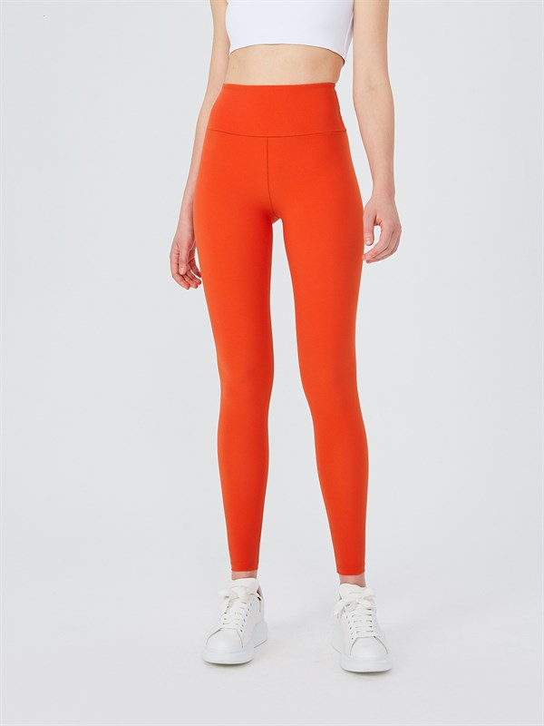 UP&FIT Push Up Orange Legging